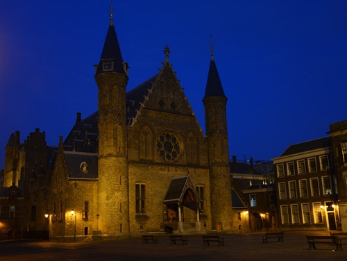 Netherlands-The-Hague-Ridderzaal