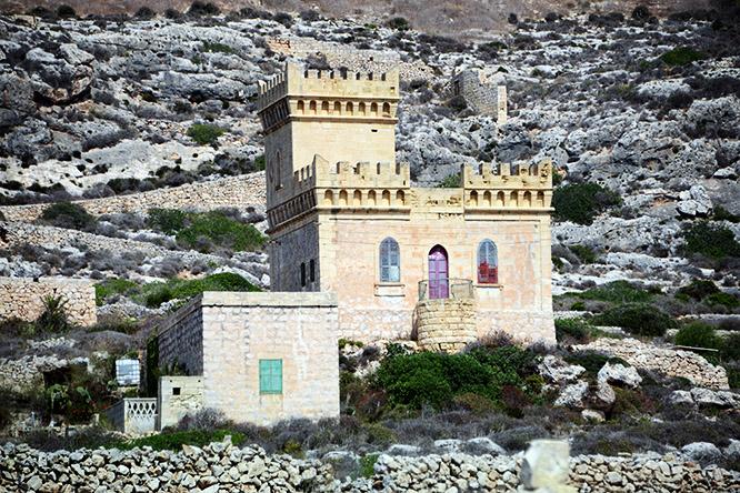 Malta Castle Small