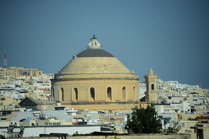 Malta Dome