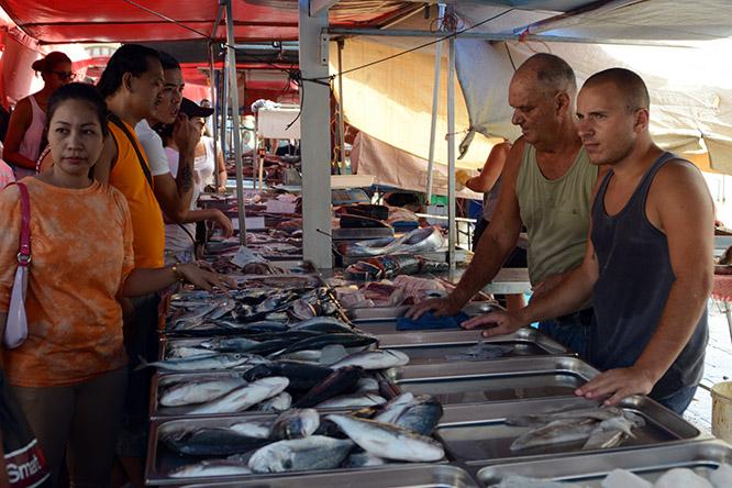 Malta Marsaxlokk Seafood