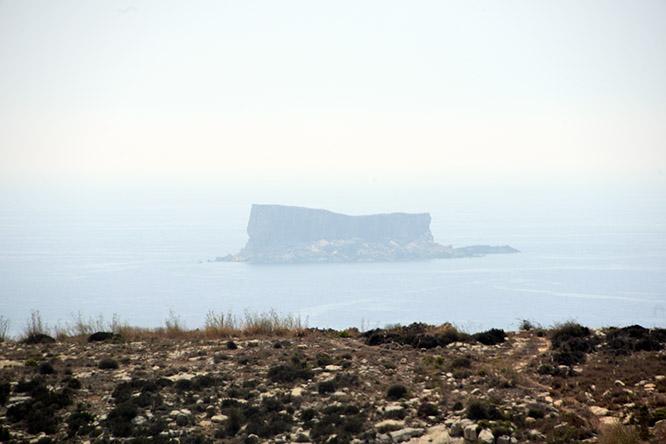 Malta Table Top Island