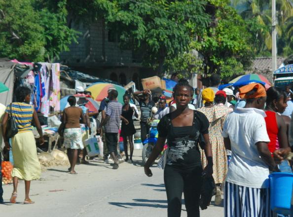 Whores in Jacmel