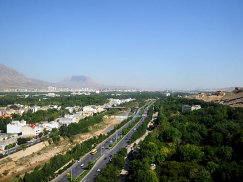 Iran Shiraz Day