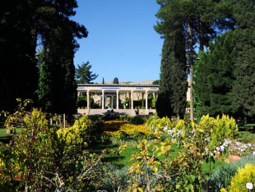 Iran Shiraz Hafez Gardens