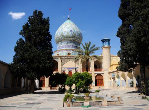 Iran Shiraz Mosque