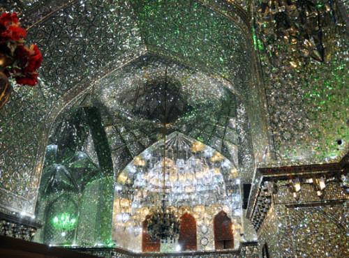 Iran Shiraz Mosque Inside3