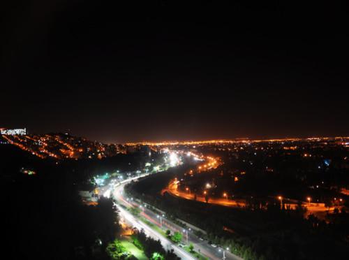 Iran Shiraz Night