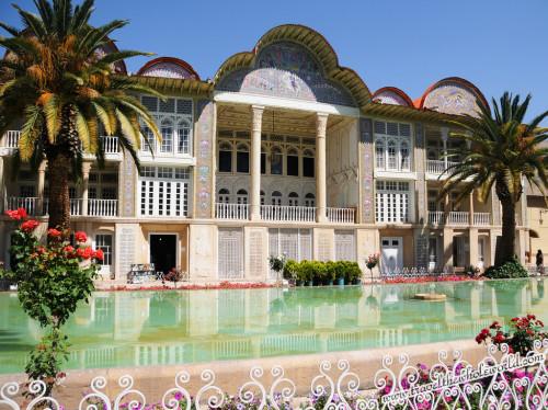 Iran Shiraz Qavam Palace Home