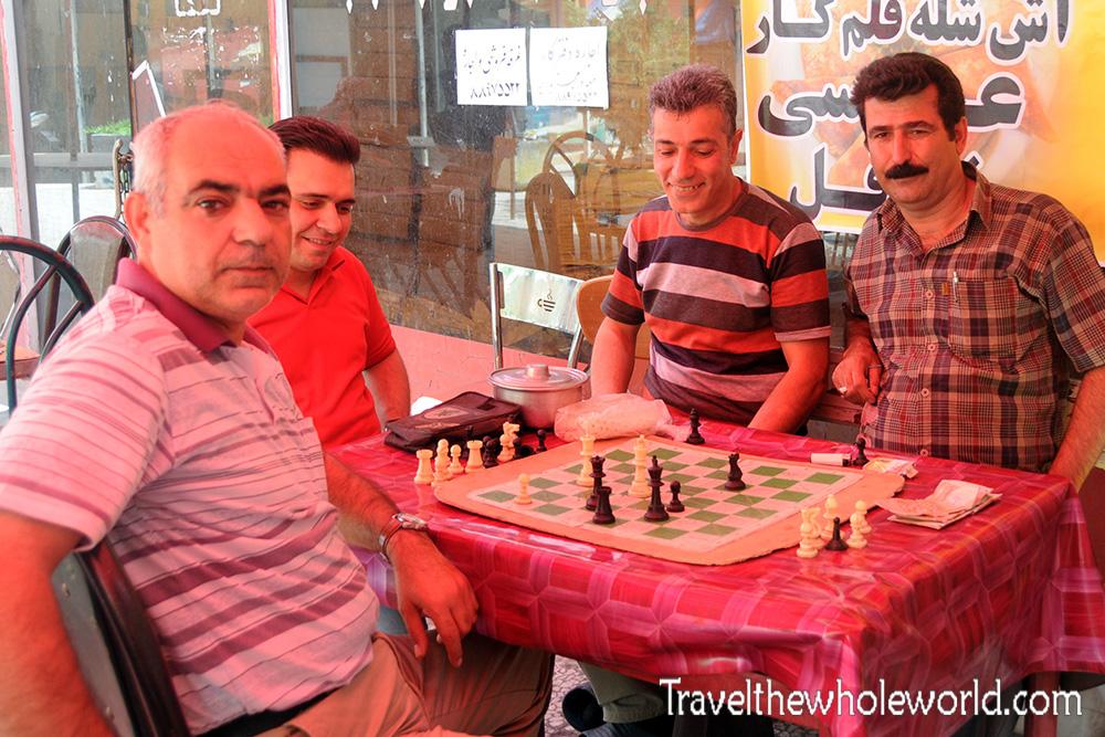 Iran Tehran Chess