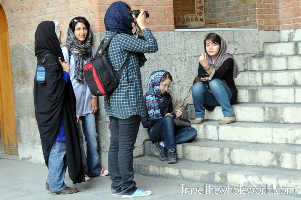 Iran Tehran Girls