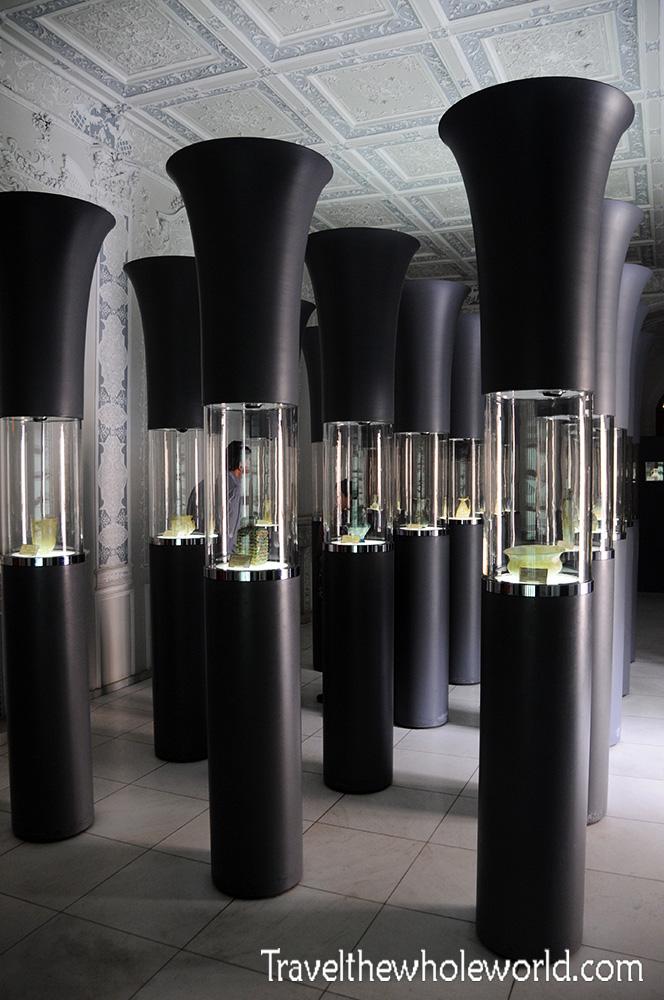 Iran Tehran Glass Museum