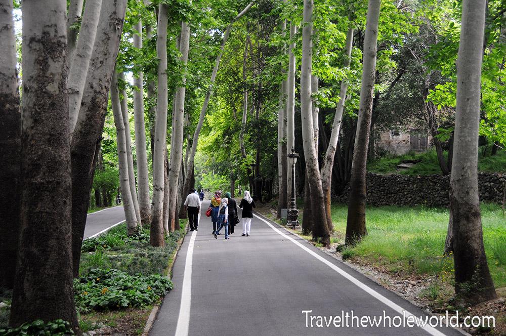 Iran Tehran City Park