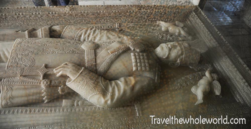 Iran Tehran Sarcophagus Naser Al Din Shah