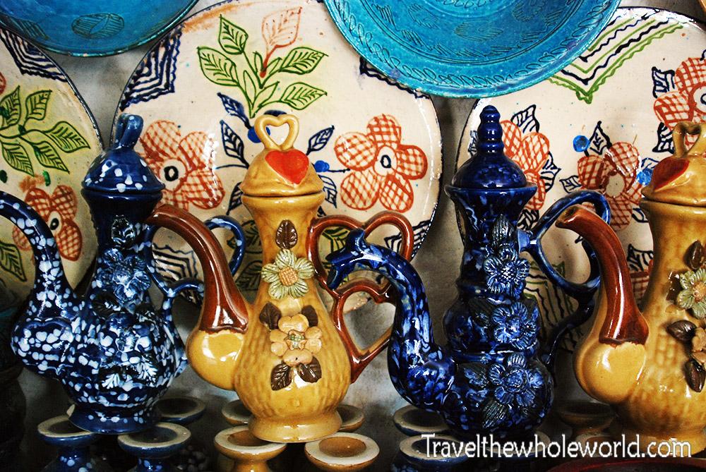 Afghanistan Istalif Ceramics