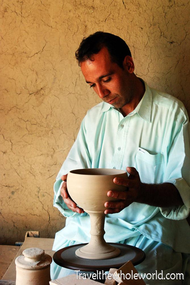 afghanistan istalif potter
