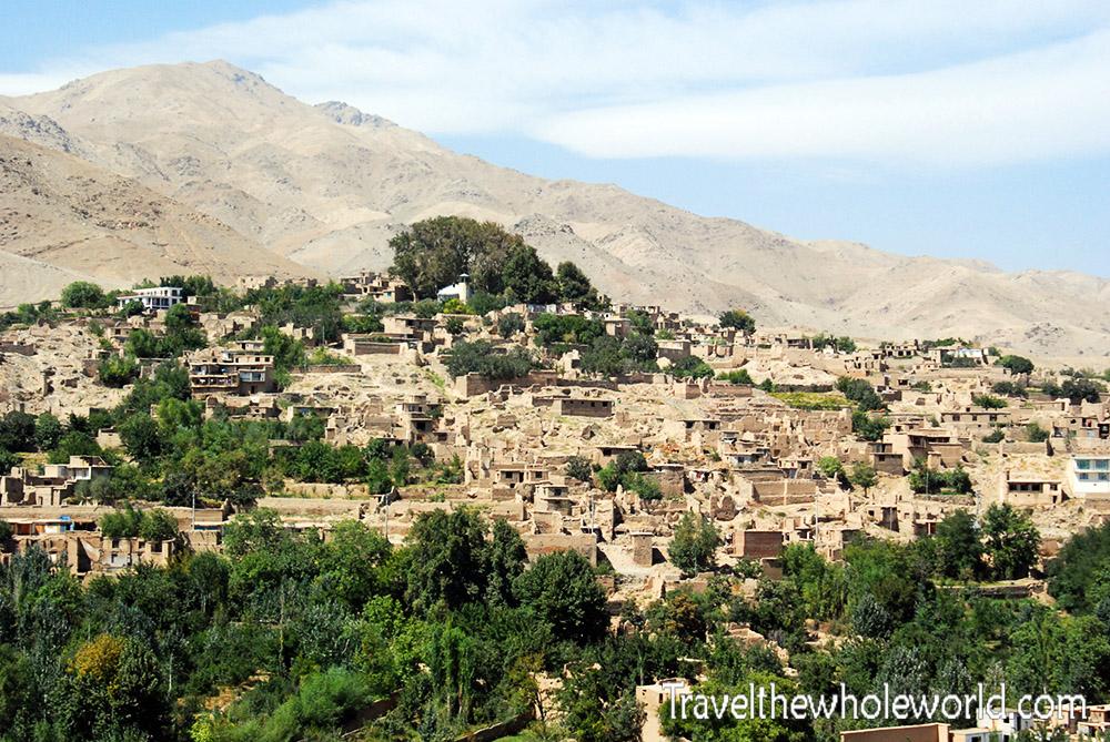 Afghanistan Istalif Village