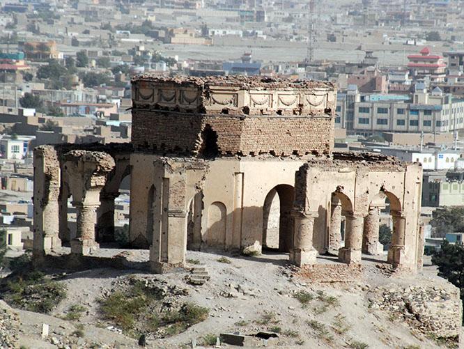 Afghanistan Kabul Grave Mausoleum