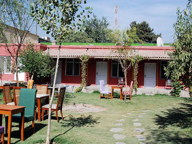 Afghanistan Kabul Guest House