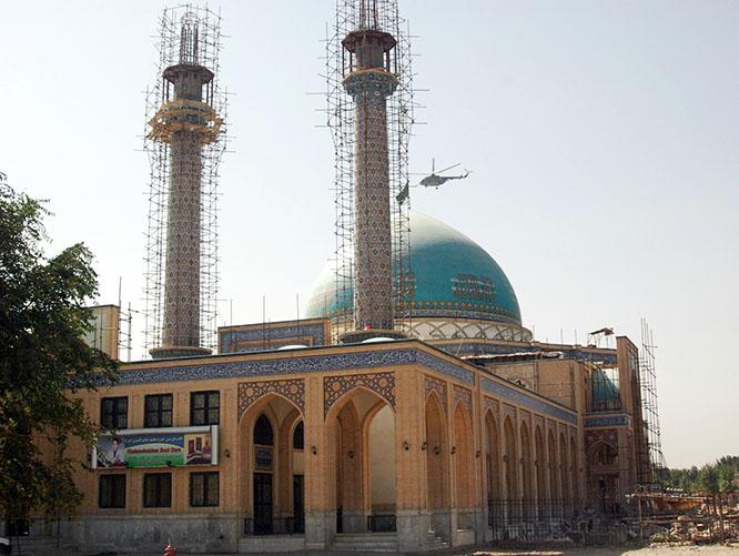 Afghanistan Kabul Khatam al-Nabeyeen Islamic University