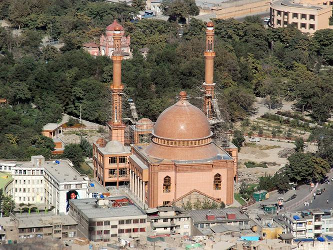 Afghanistan Kabul Mosque