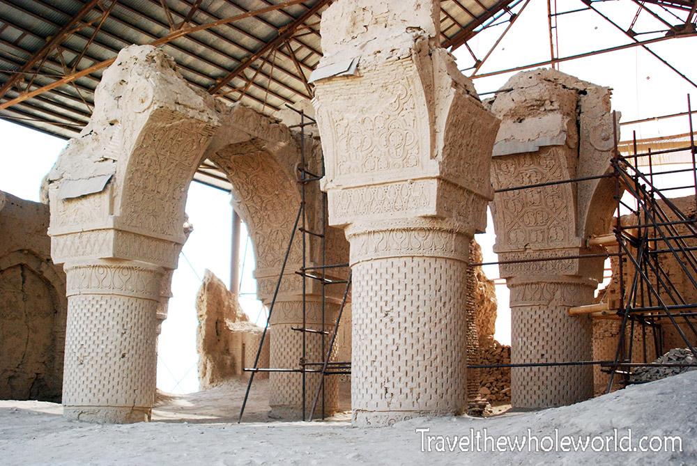 Afghanistan No Gumbad Mosque