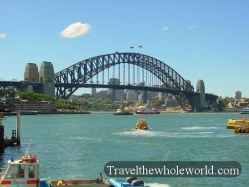 Australia-Sydney-Bridge