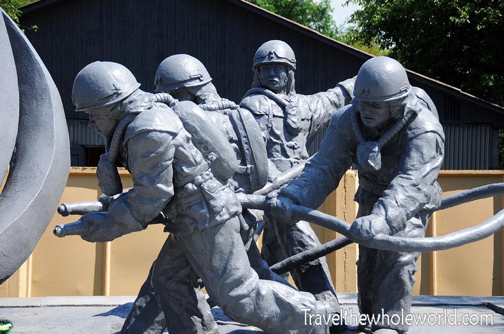 Chernobyl Firefighters Memorial