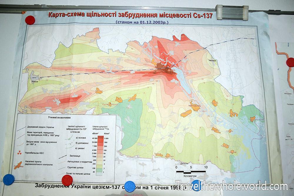 Visiting Chernobyl -