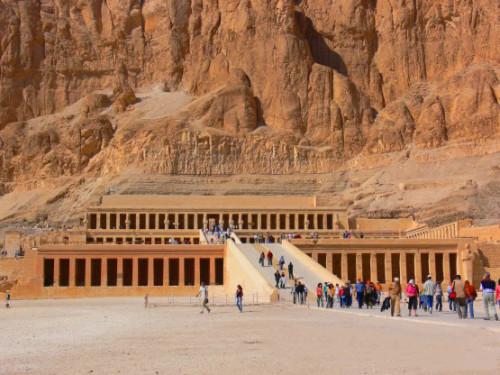 Egypt Deir Al Bahari