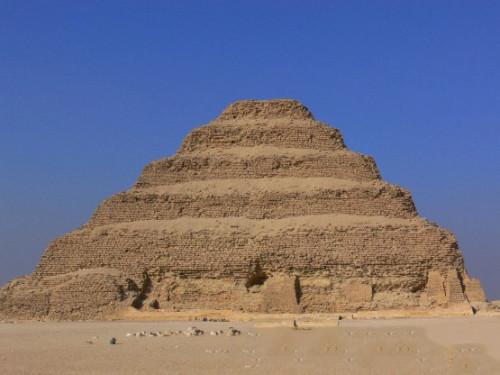 Egypt Step Pyramid