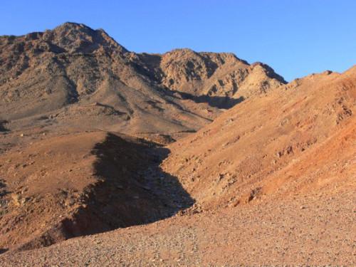 Egypt Sinai Mountains