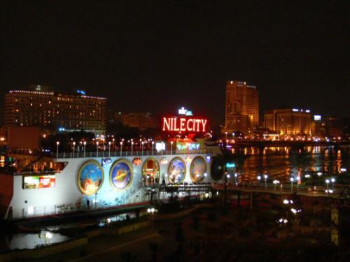 Egypt Nile City
