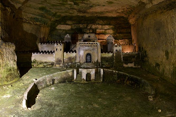 France Paris Catacombs Art