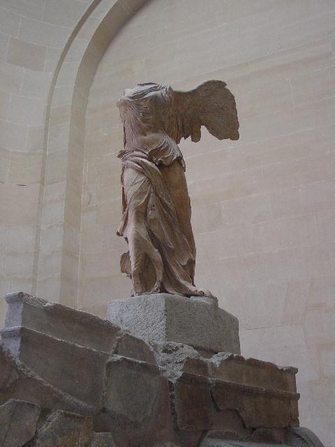 France Paris Louvre Venus