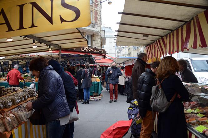 France Paris Market