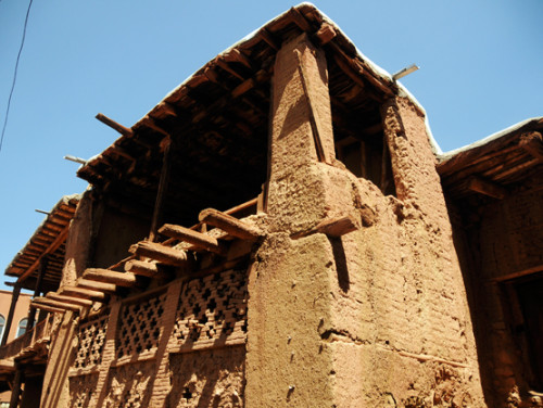 Iran-Abyaneh-Architecture