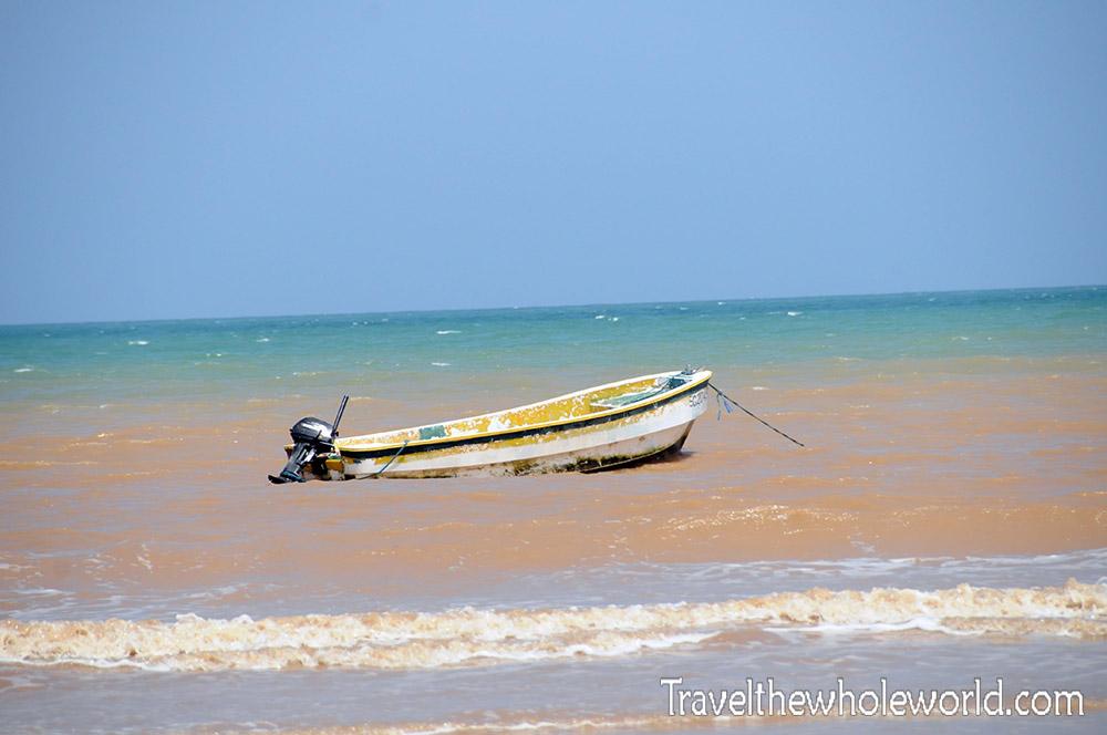 Somalia Berbera Fishing Boat