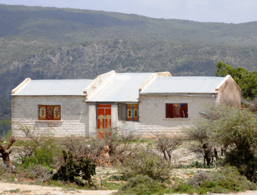 Somalia Sheikh House