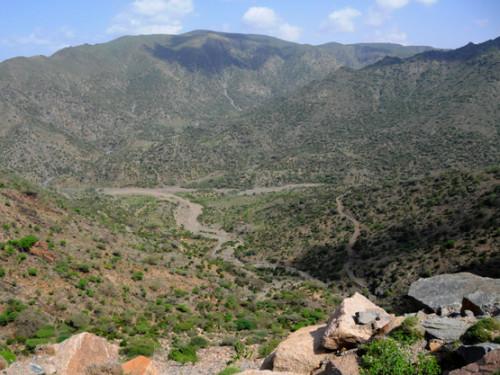 Somalia Sheikh Mountain