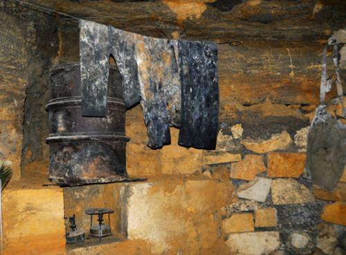 Ukraine Odessa Catacombs Clothing