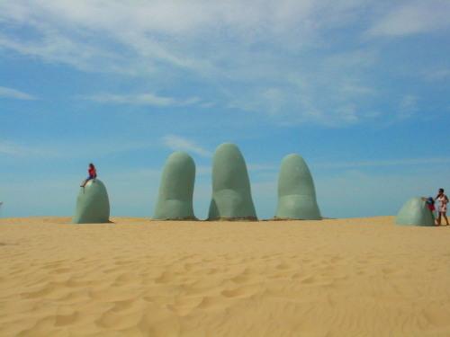 Uruguay Punta Del Este Hand