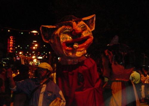 Uruguay Moldado Carnival