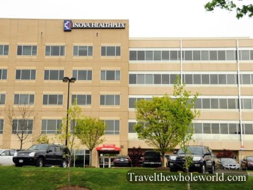 Virginia-Springfield-Hospital