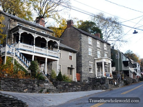 Traveling In Harpers Ferry