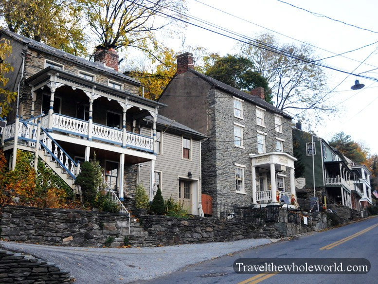 Traveling in harpers ferry for Home builders west virginia