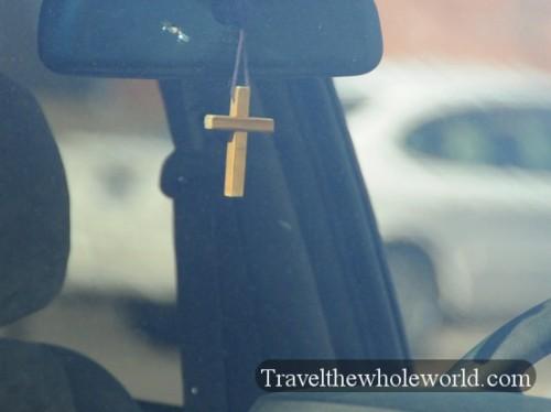 Alabama Christian Cross