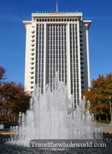 Alabama Montgomery Tall Building