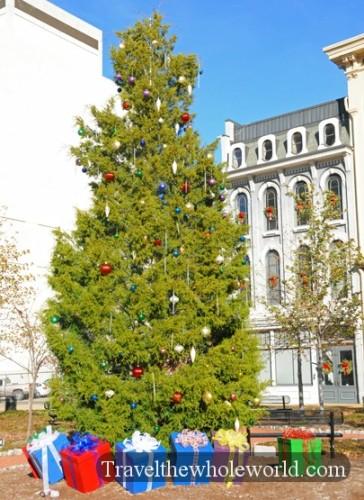Alabama Montgomery Christmas Tree