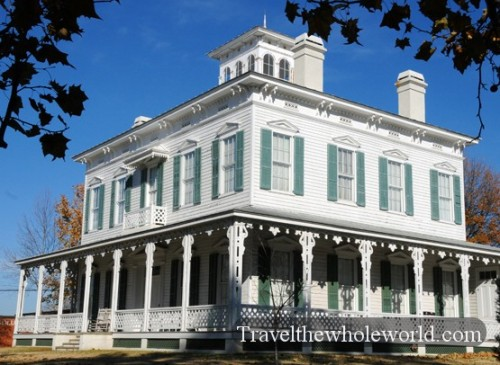Alabama Montgomery Old Town Mansion