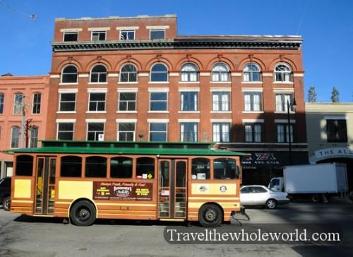 Alabama Montgomery Trolley